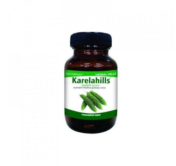 Karelahills Horká uhorka na zníženie glukozy