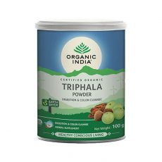 Triphala ajurvedsky caj na detoxikaciu