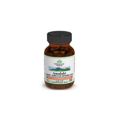 Amalaki kapsule Organic India