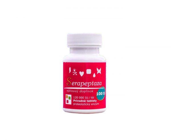 Enzym serepeptaza