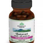 Shatavari kapsule Organic India