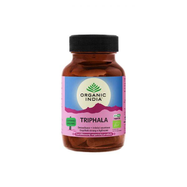 Triphala kapsule Organic India