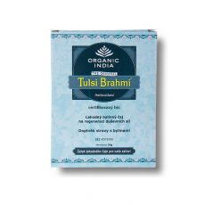 Tulsi Brahmi ajurvedsky caj Organic India