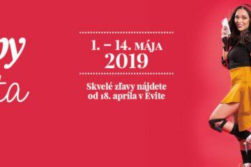 Nakupy s Evitou 2019