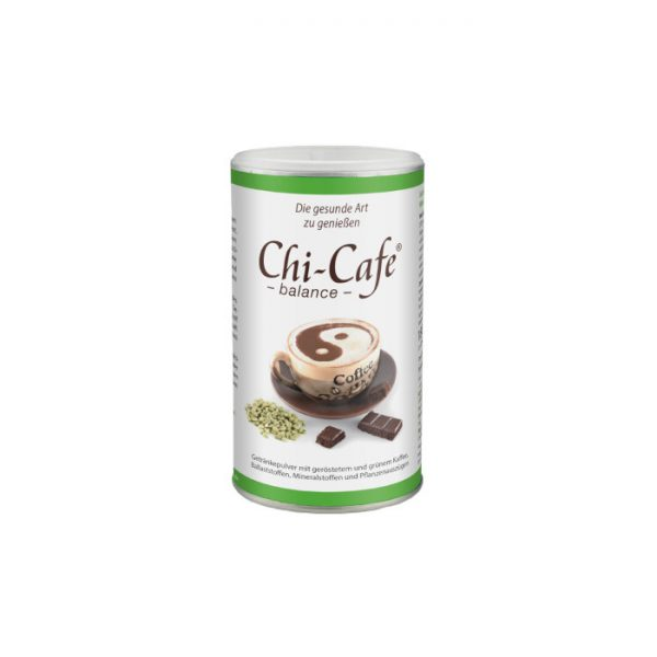 Chi Cafe Balance Dr.Jacobs