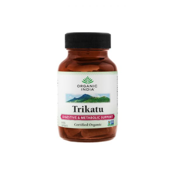 Trikatu kapsule Organic India