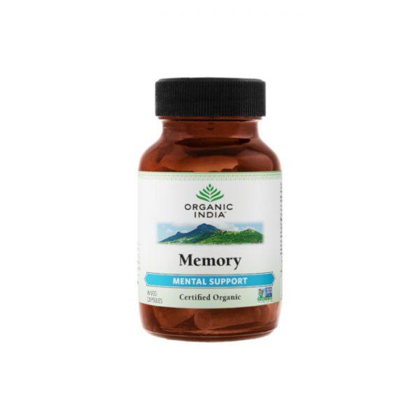 Memory kapsule Organic India