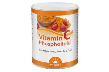 Vitamin C s fosfolipidmi Dr. Jacob´s