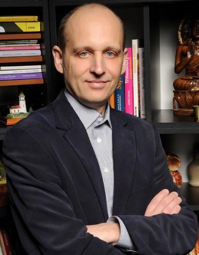 MUDr. David Frej v Bratislave