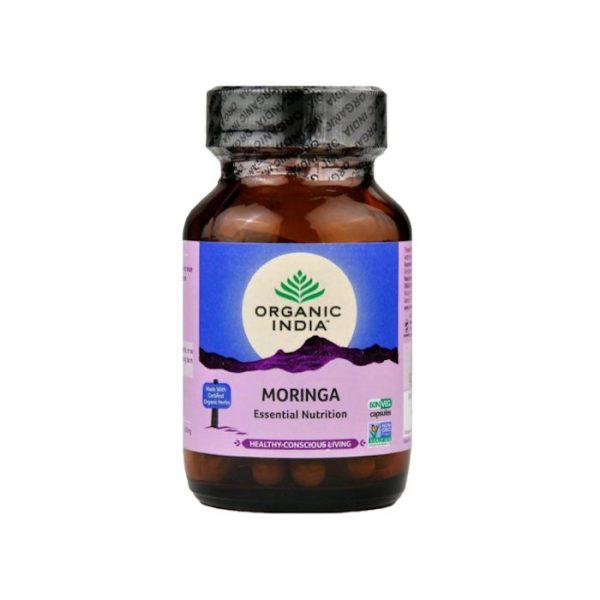 Moringa kapsule Organic India