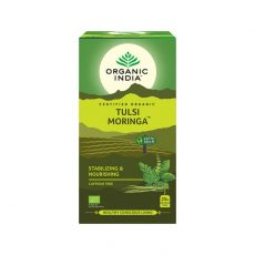 Tulsi Moringa ajurvedsky caj Organic India