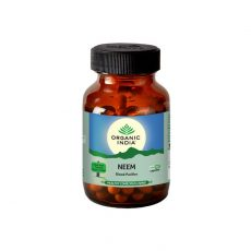 Neem Organic India kapsule